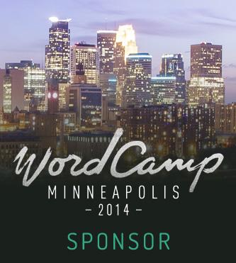 WordCamp Minneapolis 2014 Sponsor