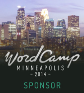 WordCamp Minneapolis 2014 Sponsor