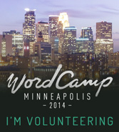 WordCamp Minneapolis 2014 Volunteer