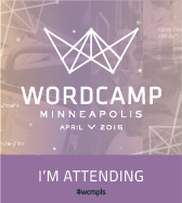 WordCamp Minneapolis 2015 Attendee