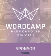 WordCamp Minneapolis 2015 Sponsor