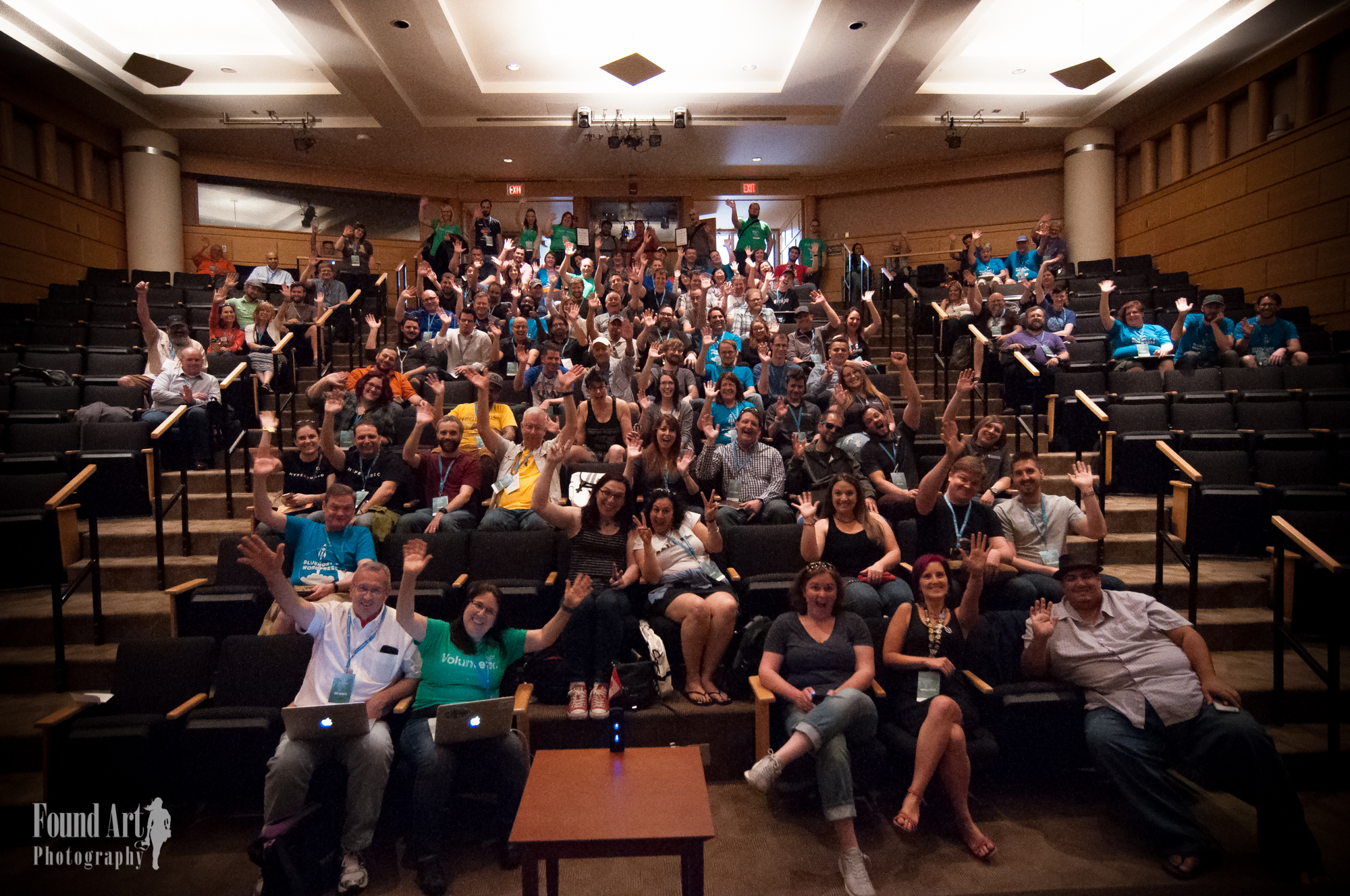 Photo by Found Art Photography | Camp group photo highlights, at WordCamp WordCamp Minneapolis 2016