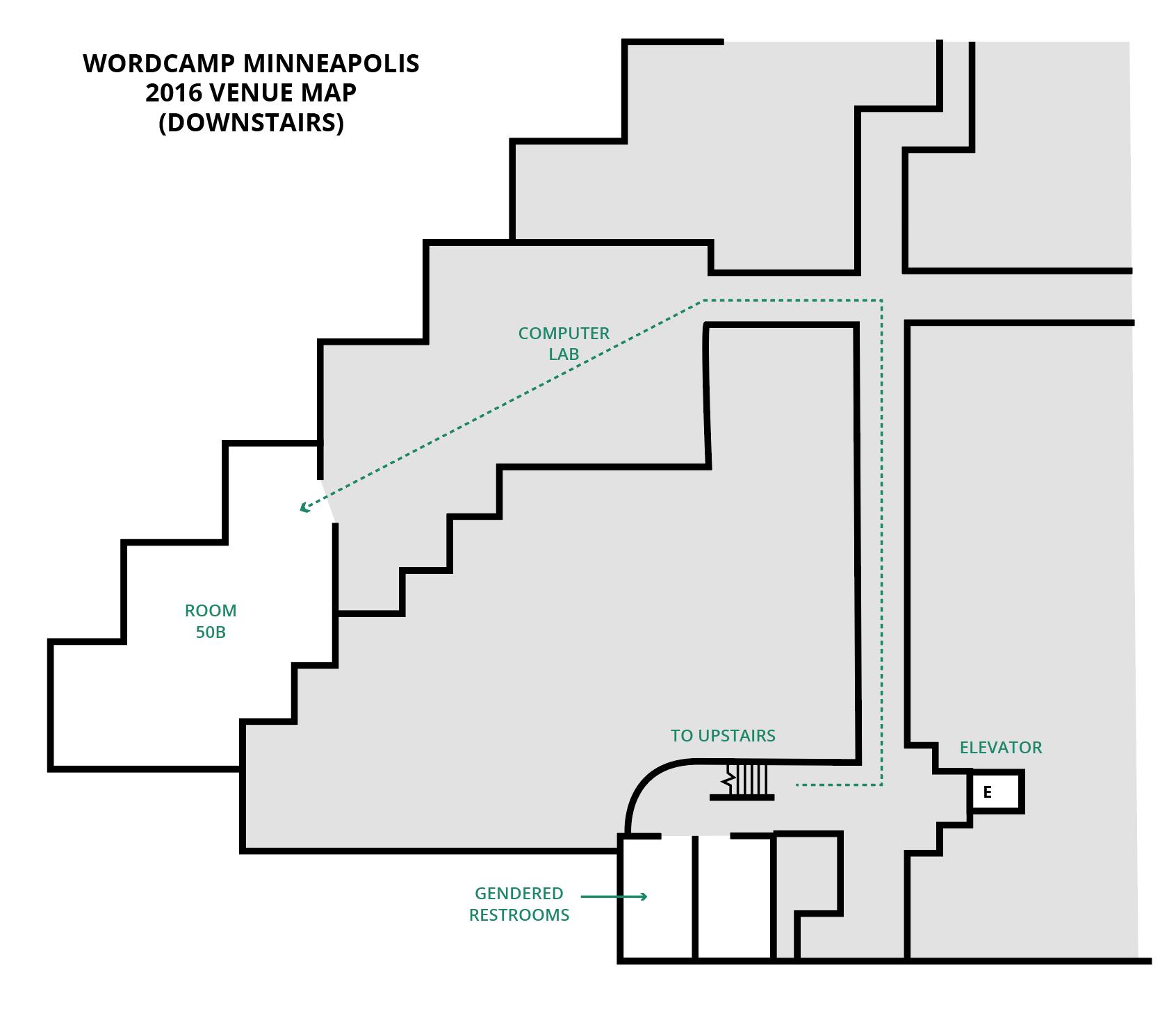 Venue Downstairs